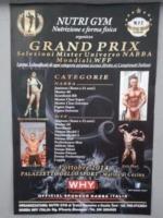 Grand Prix Nabba Wff Ottobre 2014