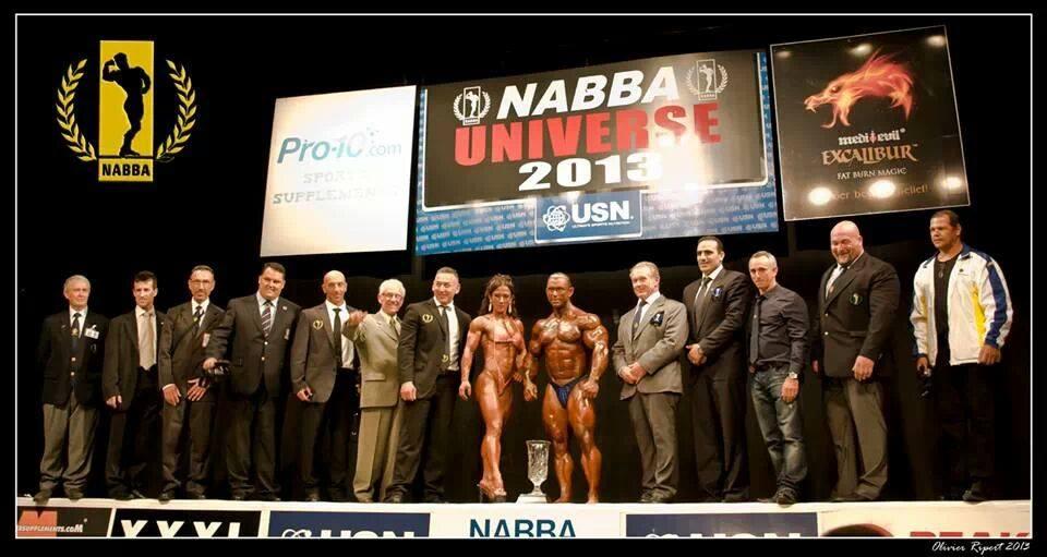 Nabba Universe 2013