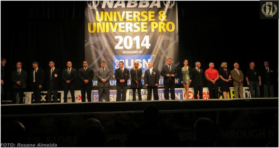 Nabba Universe & Universepro 2014