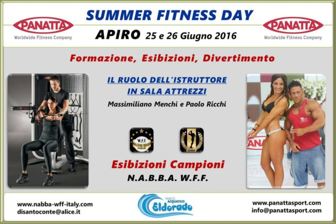 Summer Fitness Day